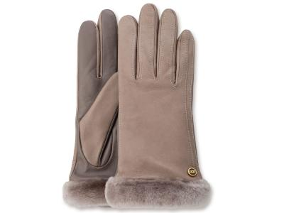 Leather Glove Chocolate