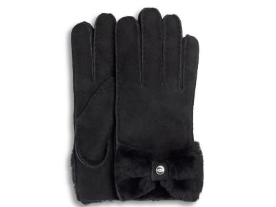 Bow Glove Black